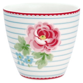 ...GreenGate Lattemugg Lilly White