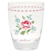 GreenGate Vattenglas Meryl White