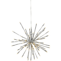Firework, silver (dia 40 cm)