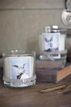 Jeanne d´Arc Living - Doftljus vanilj, påskmotiv