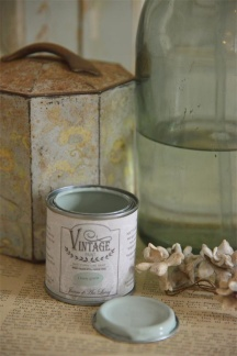 ..Jeanne d´Arc Living Vintage Paint - Dusty Green