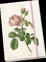 Anteckningsbok Rosa ros, Sköna ting