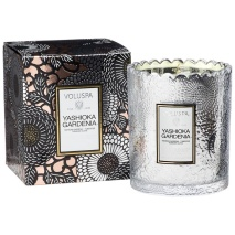 .Voluspa Scalloped Edge Candle - Yashioka Gardenia(doftljus,