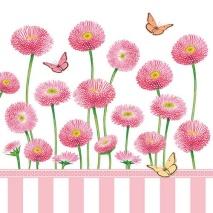 Ambiente Servetter - Bellis Rose