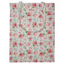 GreenGate Meryl White Shoping bag