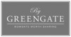 GreenGate Shopping kasse/tygkasse, Meadow Black