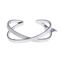 Gemini Armband silverfärgat