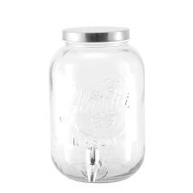 ..Glasburk med kran (4 liter)