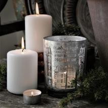 Maja, Christmas Hygge (stamped silver) - Förhandsbeställning