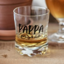 Maja, Farsdag Whiskeyglas - Förhandsbeställning