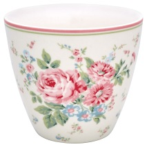 ....GreenGate Lattemugg Marley White