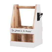 ..Låda till 4 flaskor, inkl kapsylöppnare - Eat, drink & be happy!