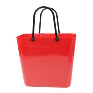 ...Perstorps väska, Cykelkorg - Röd