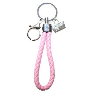 ...Perstorps Nyckelring i läder, Rosa
