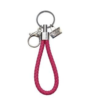 ...Perstorps Nyckelring i läder, Magenta
