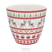 ....GreenGate Lattemugg Bambi white