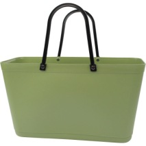 ...Perstorps väska, Sweden Bag, Stor (Green Plastic) - Nature Green