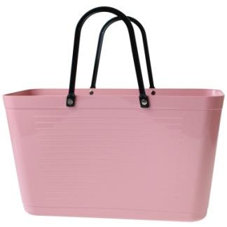 ...Perstorps väska, 1950 Original (Green Plastic) - Dusty Pink (