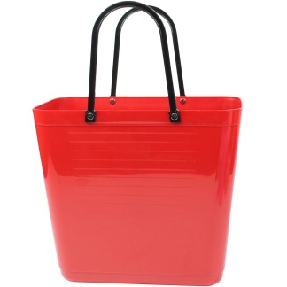 ...Perstorps väska, Cityshopper - Röd