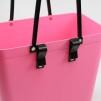 ...Perstorps väska, Cykelkorg liten/barn - Rosa