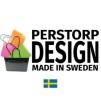 ...Perstorps väska, Sweden Bag, Stor (Green Plastic) - Copper Brown