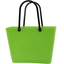 ...Perstorps väska, Sweden Bag, Liten - Lime Green
