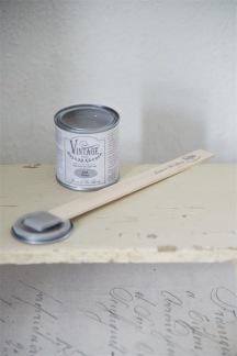 ..Jeanne d´Arc Living Vintage Paint - Old grey