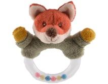 Bukowski Foxy - Rattle/Skallra (räv)