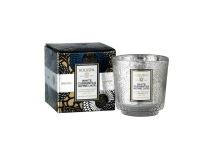 .Voluspa Pedestal, mini (doftljus) - White Currants & Alpine Lace