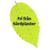 ...Perstorps väska, Sweden Bag med långa läderhandtag (Green Plastic), Stor - Svart