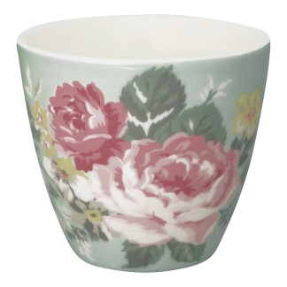 ...GreenGate Lattemugg Josephine pale mint