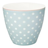 GreenGate Lattemugg Spot pale blue