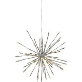 ...Firework, silver (dia 30 cm)