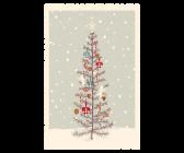..Kort - Maileg (Christmas tree)