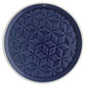 GreenGate Assiett Kallia dark blue