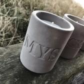 Maja, Doftljus Concrete, MYS