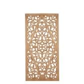 Carve Tempeltavla, Natur/guld (80x160cm) - Beställningsvara