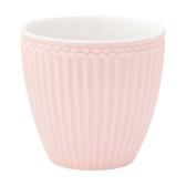 GreenGate Latte Mugg Alice Pale Pink
