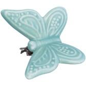 GreenGate Butterfly Ornament Pale Green/ljusgrön (Fjäril)