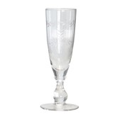 Greengate Champagne Glas med Gravyr