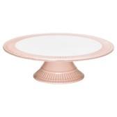 Greengate Tårtfat/fat på fot, Alice pale pink