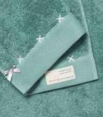 Odd Molly frotté handduk, Sunday morning, Shadow green (50x70)