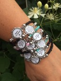 Armband med budskap (UJ)