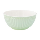 GreenGate Cereal Bowl Alice Pale Green