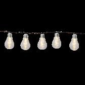 Ljusslinga - solcell