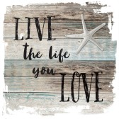 Ambiente Servetter - Live the life