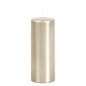 Blockljus, champagne - PEARL 58x150 mm