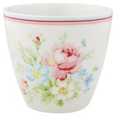 GreenGate Latte Mugg Marie white