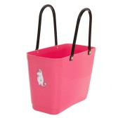 ..Hinza väska - Tropikrosa Snorkfröken - Mumin (Green Plastic)