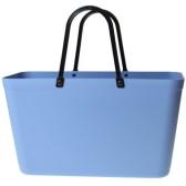 ...Perstorps väska, Sweden Bag, Stor (Green Plastic) - Sky Blue
